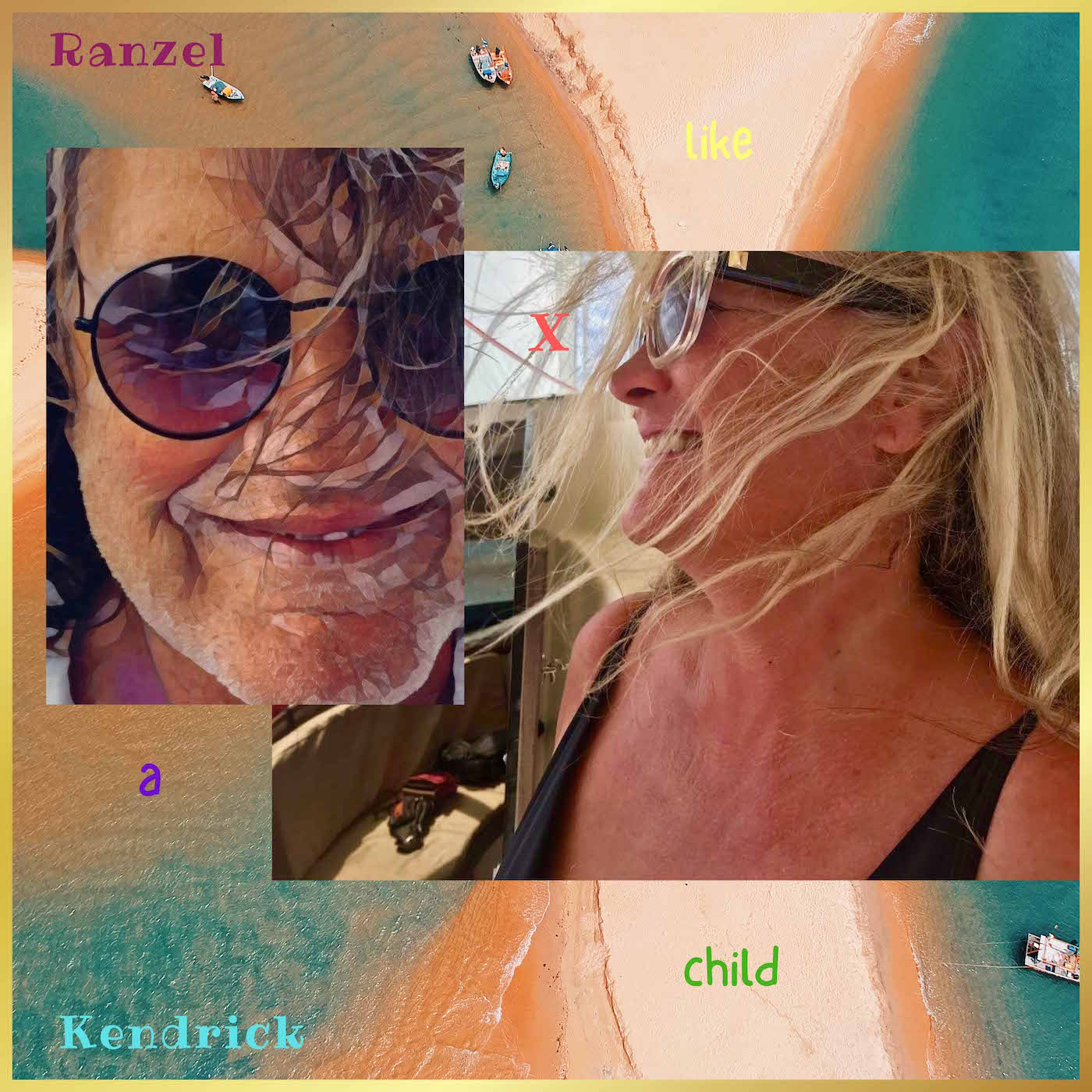 Emerging artist Ranzel X Kendrick is offering a sublime sound design through 'Like A Child'