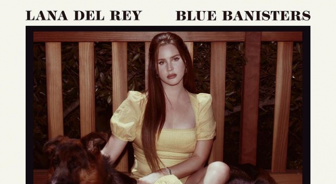 Lana Del Ray Releases Her Powerful New Single 'Blue Banisters', a Beautiful Lyrical and Musical Glow