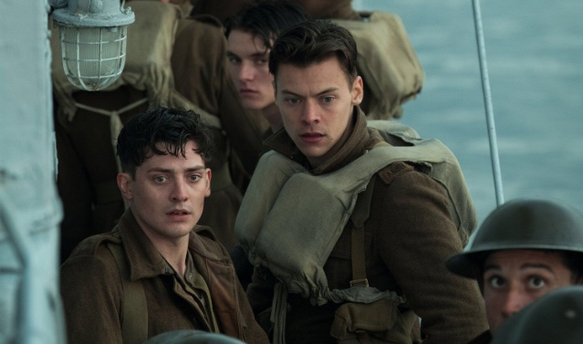 Harry Styles - Dunkirk (2017)