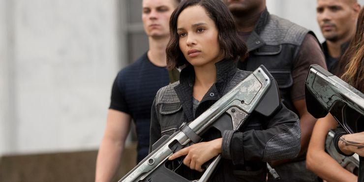 Zoe Kravitz - Divergent (2014)