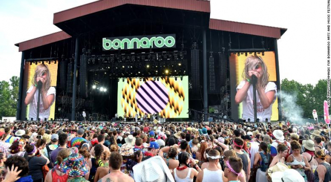 Bonnaroo Music and Arts Festival is canceled again due to flood caused by heavy rainfall