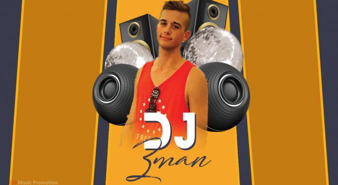 Indiana Electronic Music Artist DJ Zman's Exclusive Single 'Incorruptible (Remastered)' Recreating EDM Buzz