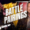 The coaches of The Voice 2021 announced the pairings for the final battle